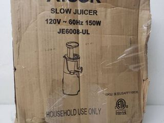 Juicer Machines Slow Masticating Juicer Extractor Aicok Vertical Faster Juicer
