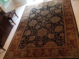 Beautiful Traditional Wool Rug by G. A. Gerntham & Sons, 8' x 11'