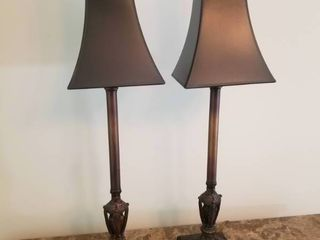 Exaggerated Long Neck Table Lamp