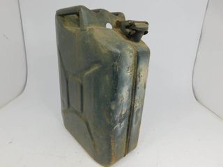 Vintage Military Gasoline/Water Can