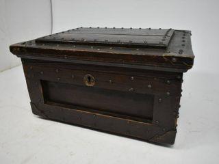 Vintage Decorative Wooden Box