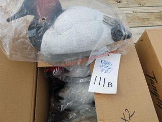 Tanglefree flight canvasbacks ( floaters )