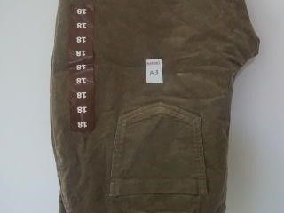 KENNETH COLE REACTION WOMENS CORDUORY JEANS SIZE18
