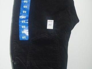 KENNETH COLE REACTION WOMENS CORDUORY JEANS SIZE10