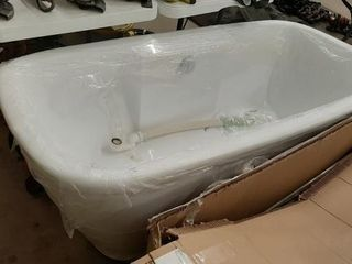 PLASTIC BATHTUB APPROX 67