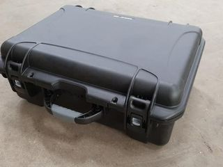 PLASTIC EMPTY CARRY CASE
