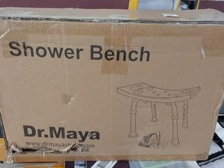 DR. MAYA SHOWER BENCH