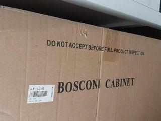 "BOSCONI CABINET AWH-12SC W12"" X D18"" X H30"""