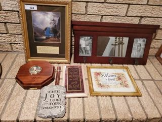 Wall Decor  Barometer  Picture Frames