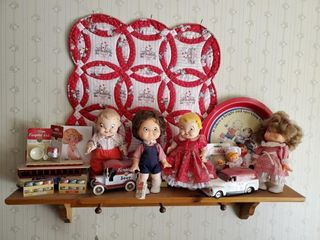 Campbell Dolls   Collectibles