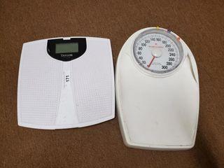 2   Bathroom Scales