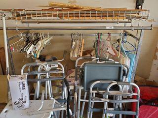 Walkers  Shower Seats  Canes    Rack