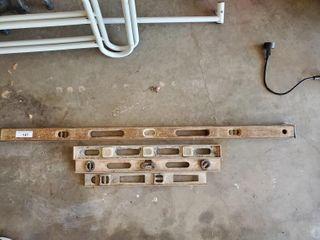 4   Wood levels