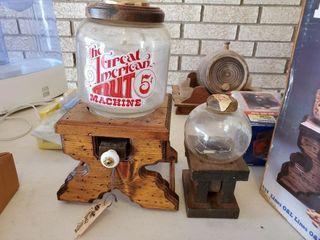 Great American Nut Machine   Gumball Machine