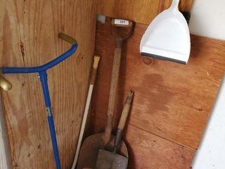 Shovel  Garden Cultivator  Flat Shovel