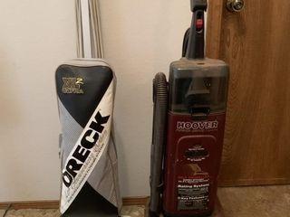 Oreck & Hoover Vacuums