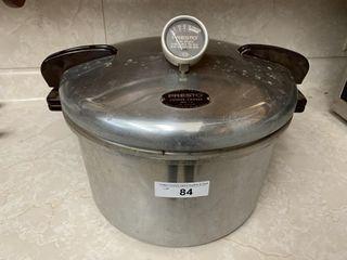 Presto Pressure Cooker Canner