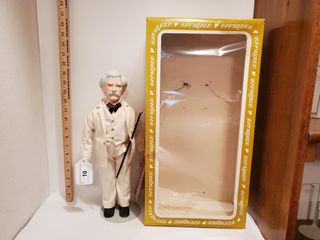 Mark Twain by Effanbee Doll Corp.