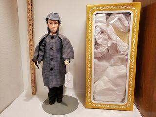 Sherlock Holmes by Effanbee Doll Corp