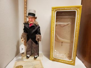 W.C. Fields by Effanbee Doll Corp