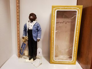 Louis Armstrong by Effanbee Doll Corp