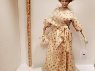 Old fashioned doll reproduction