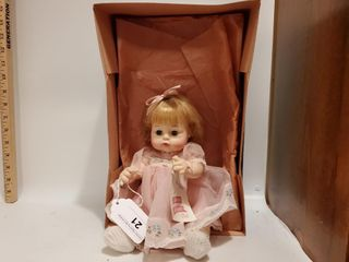 Sweet Baby   A Madame Alexander Doll