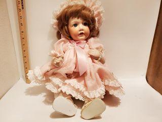 Hilda porcelain doll