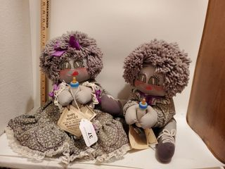 2 Collector's Dolls, Tif N' Todds