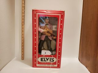 Elvis - A Second in a Series- porcelain doll