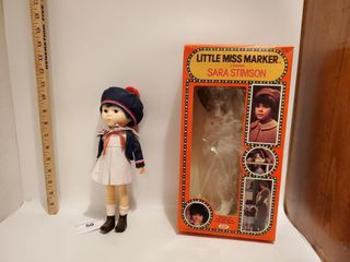 little Miss Marker doll   Ideal