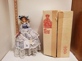 Deluxe Dolly Parton doll