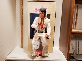 Elvis Presley by World Doll