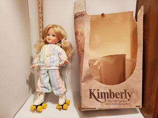 Tomy   Roller Skate Kimberly Doll