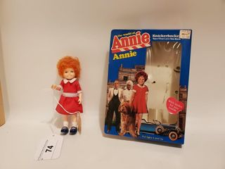 Annie fashion doll