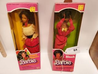 2 Barbies   Black   Hispanic