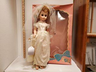 Eegee Bride Doll   20