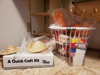 Doll making accessories