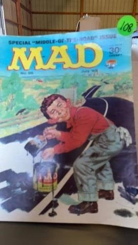 MAD MAGAZINE JUlY 1965