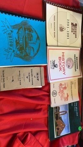 BRUNING CHIRCH AMS CENTENNIAl BOOKS   OHIOWA