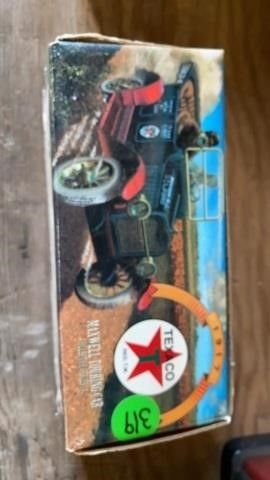 TEXACO MAXWEll TOURING CAR  NEW IN BOX