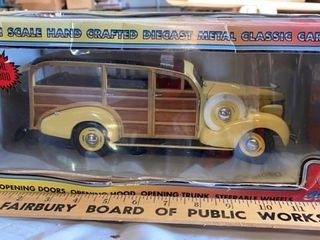 1939 CHECY WOODY WAGON