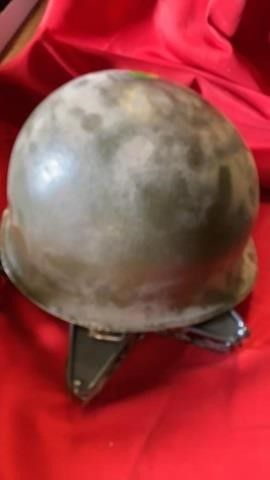 MIlITARY HEAVY METAl HElMET