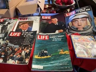 1960IJS lIFE MAGAZINES AND 1996 BASEBAll All