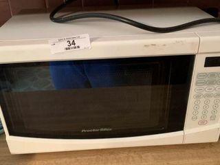 Proctor Silex Microwave