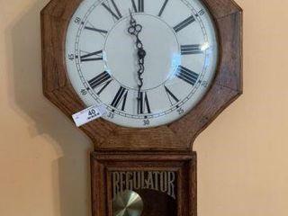Regulator Clock