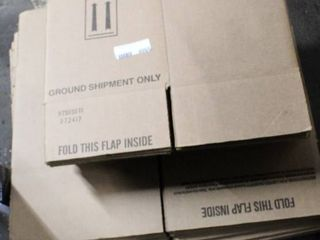Cardboard Boxes   2 sizes