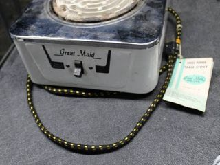 Grant Maid Vintage Countertop Stove