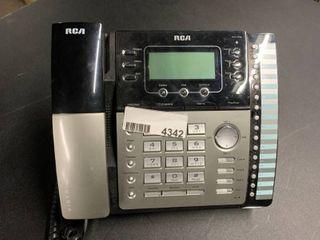 RCA 4 line Phone