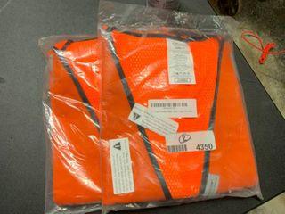 2  ORR Safety Vests